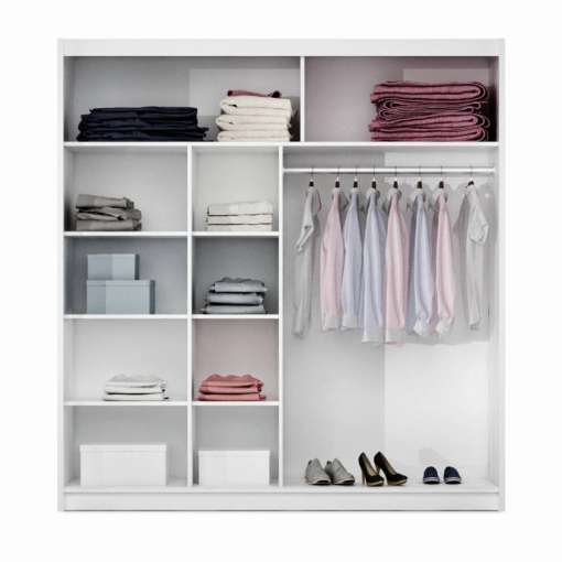 Wardrobe LOTOS White