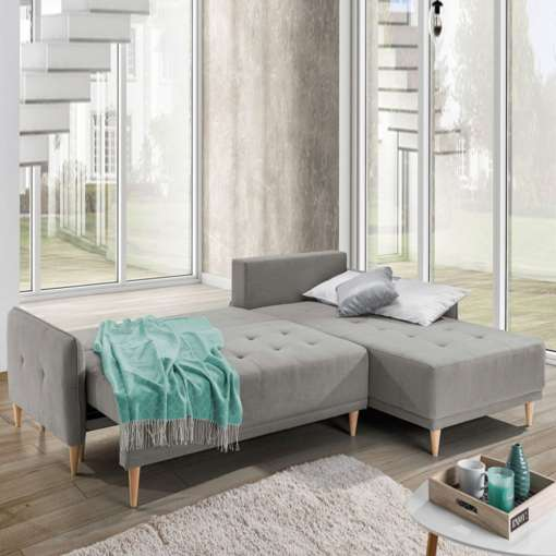 Corner Sofa Bed MALMO Right Special Offer