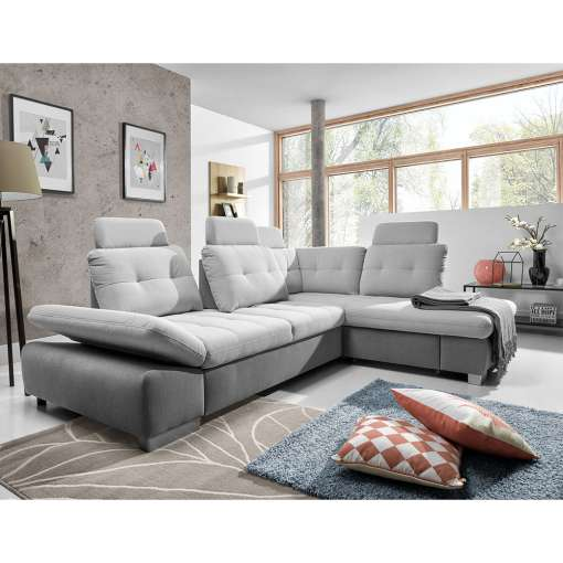 Corner Sofa Bed CALAMO 1 Right Special Offer