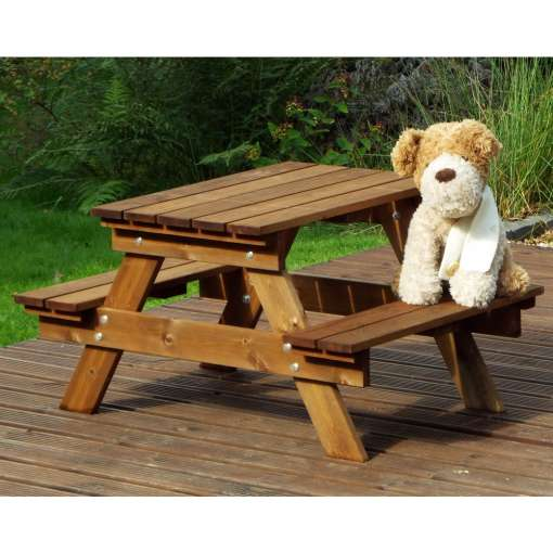 Children's picnic table from gold series